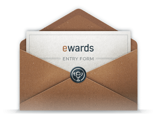 Ewards entry form - e-marketing awards entry form